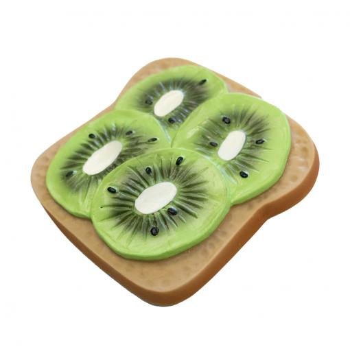 Mordedor tostada con Kiwi -...