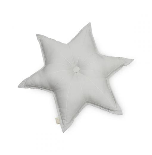 Cojín estrella gris - Cam...