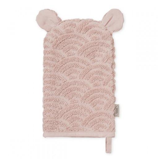 Manopla Bear rosa - Cam Cam...