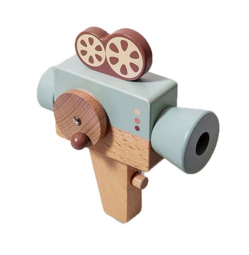 Cámara de vídeo de madera -...