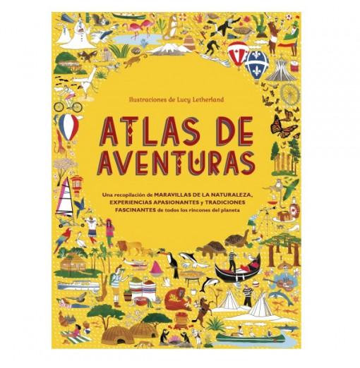 Atlas de aventuras - Rachel...