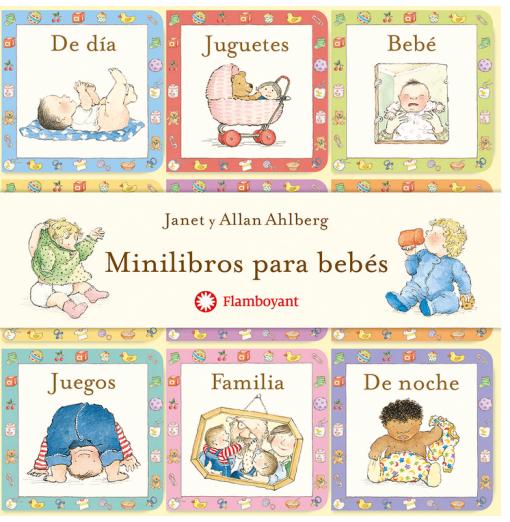 Minilibros para bebés -...