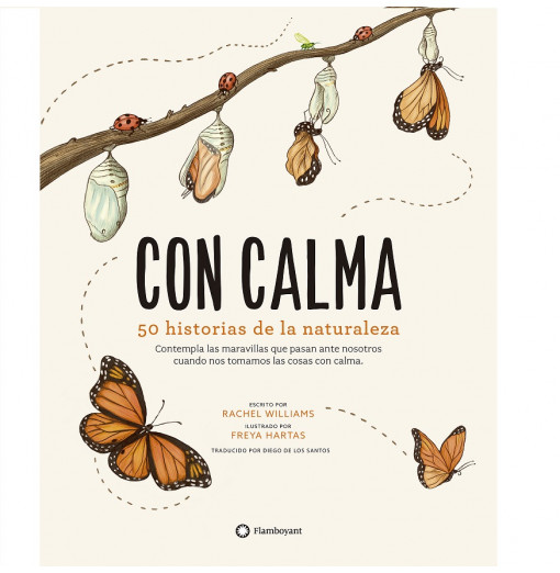 Con Calma - Rachel Williams