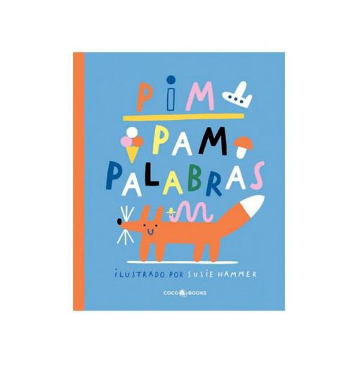 Pim Pam Palabras - Coco Books