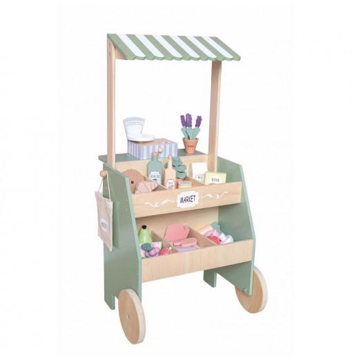 Mercado de juguete -...