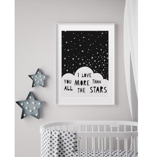 Lámina stars - Mini Learners