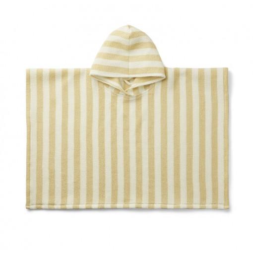 Poncho Yellow Stripe  -...