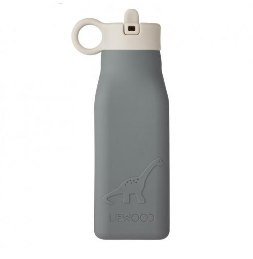 Botella de agua Dino Azul -...