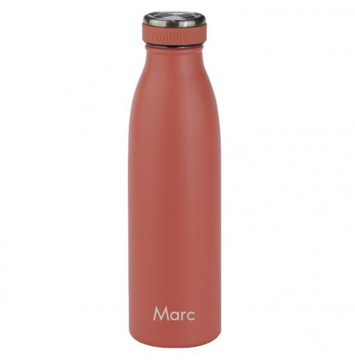 Botella de agua...