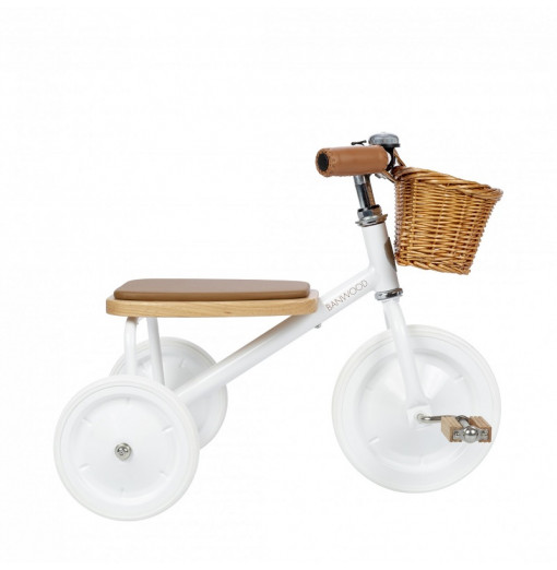 Triciclo blanco - Banwood