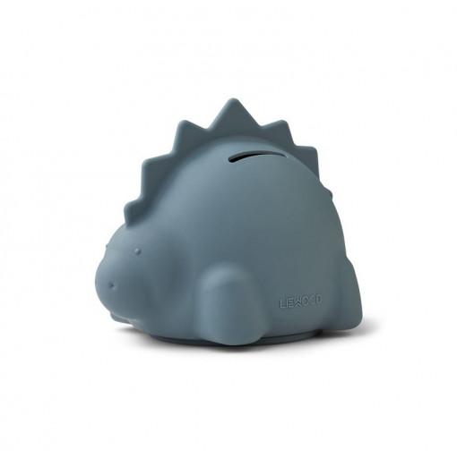 Hucha Dino azul - Liewood