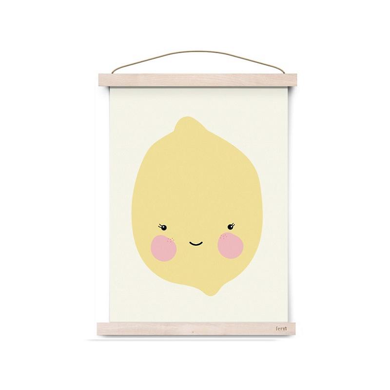 """Lámina """"Citron"""" - Eef Lillemor"""