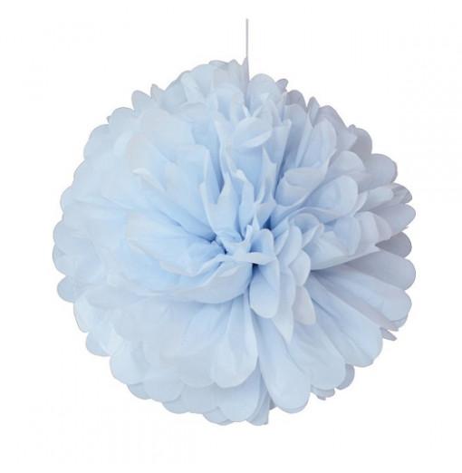 Pompom azul pastel de Engel