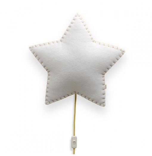 Lámpara de pared Estrella - Buokids