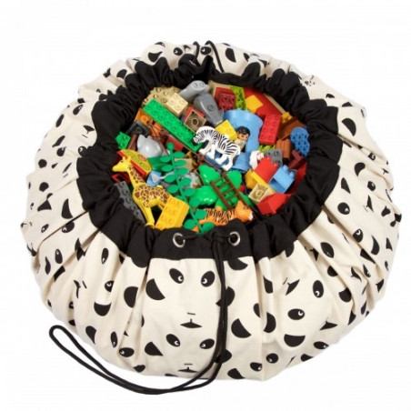 Saco de almacenaje Panda - Play & Go