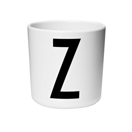 Vaso melamina Design Letters A-Z
