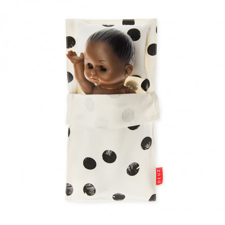 Mini kit para muñecas topos negros - DEUZ