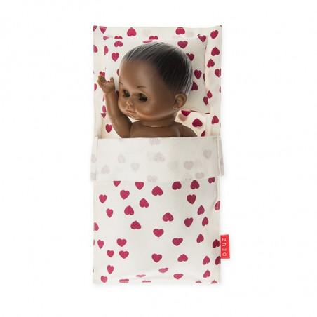 Mini kit para muñecas corazones - DEUZ
