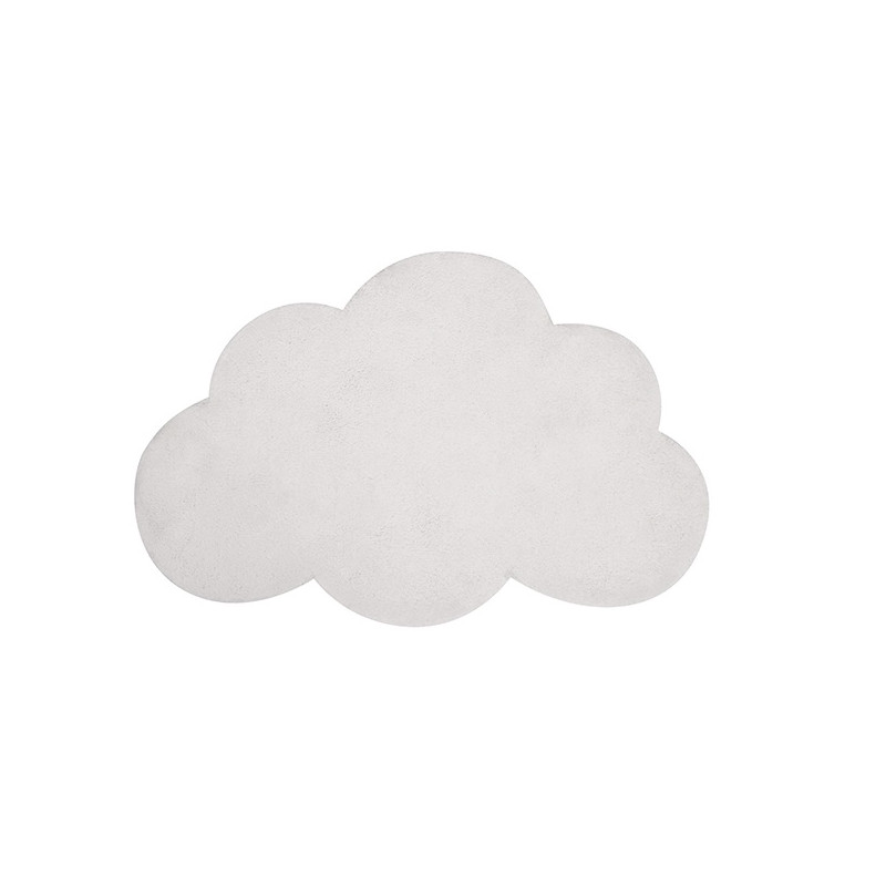 Alfombra nube blanca - Lilipinso