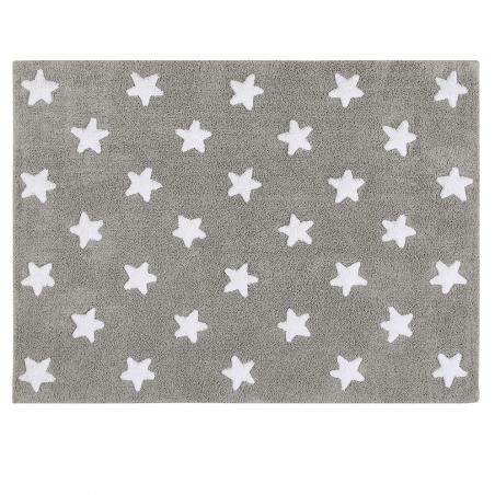 Alfombra estrellas gris - Lorena Canals