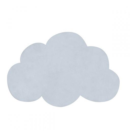 Alfombra nube azul claro - Lilipinso
