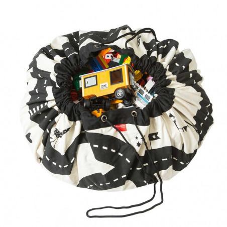 Saco de almacenaje Circuito - Play & Go