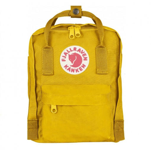 Mochila Kanken Fjallraven MINI - Warm Yellow