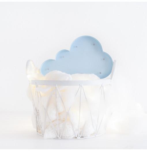 Nube luminosa
