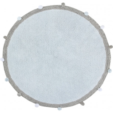 Alfombra Bubbly Soft Blue - Lorena Canals