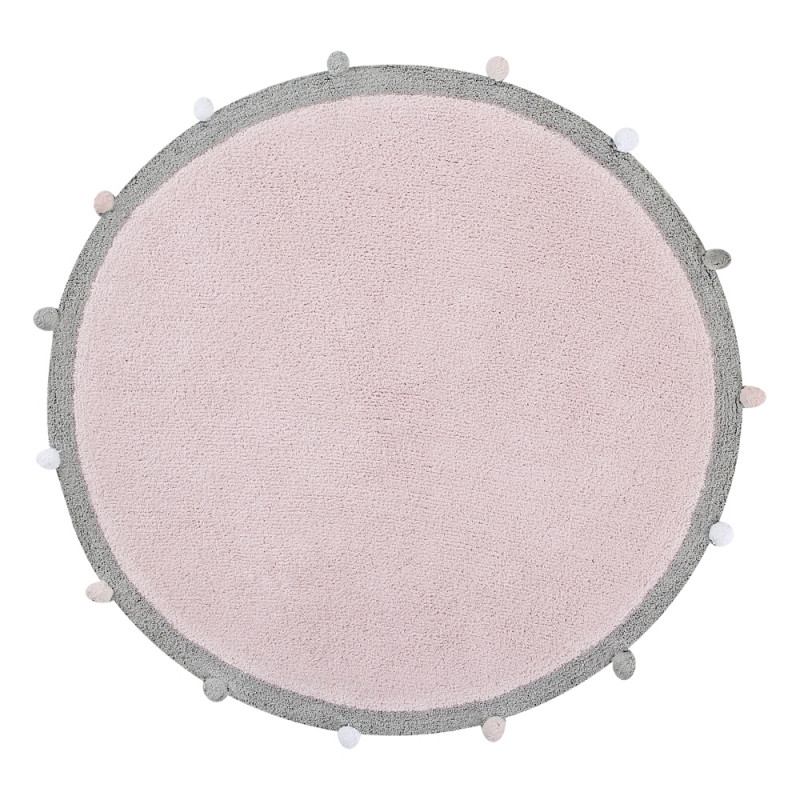 Alfombra Bubbly Soft Pink - Lorena Canals