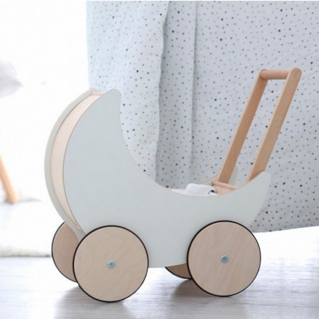 Toy pram - Ooh noo