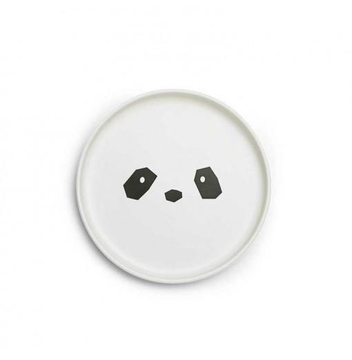Plato Panda creme de la creme - Liewood