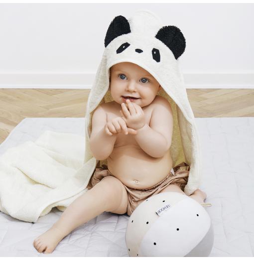 Toalla Panda Creme de la Creme - Liewood