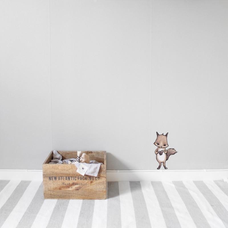 Vinilo Polly the Esquirrel - Stickstay