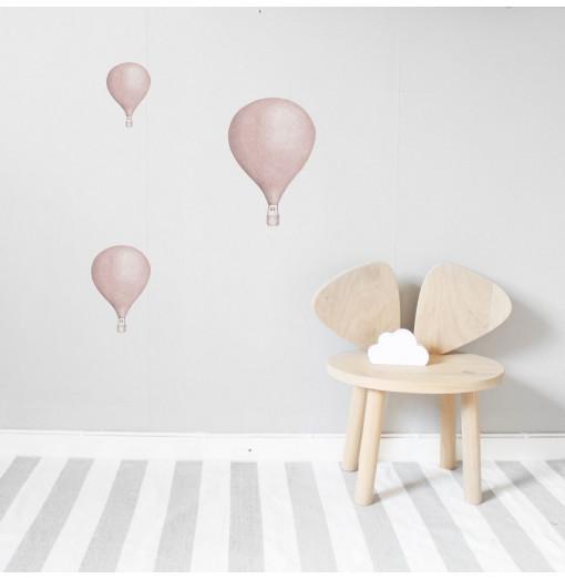 Vinilo Balloons rosa - Stickstay