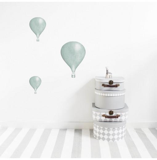 Vinilo Balloons mint - Stickstay