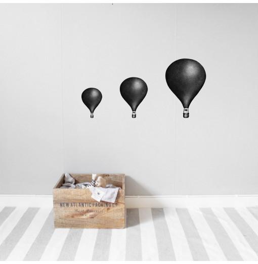 Vinilo Balloons negro - Stickstay