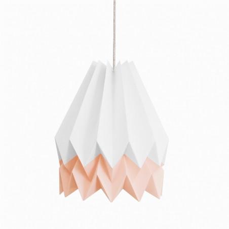 Lámpara Polar blanca/rosa - Orikomi