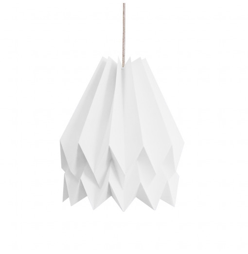 Lámpara Plain blanca- Orikomi