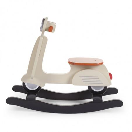 Balancín Rocking Scooter crema  - Childhome