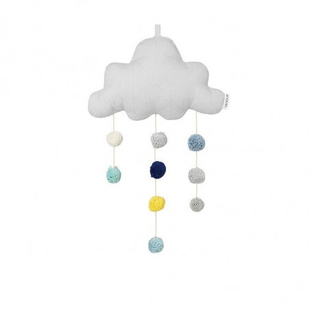 Móvil cloud Dumbo Grey - Liewood