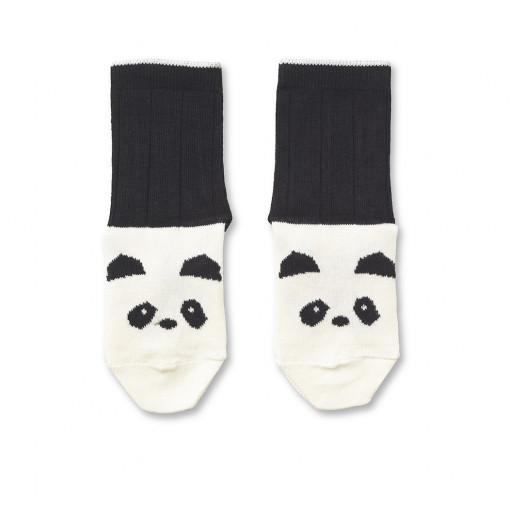 Calcetín Panda Creme de la Creme - Liewood