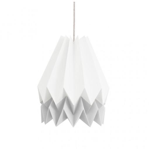 Lámpara Polar blanca/gris - Orikomi