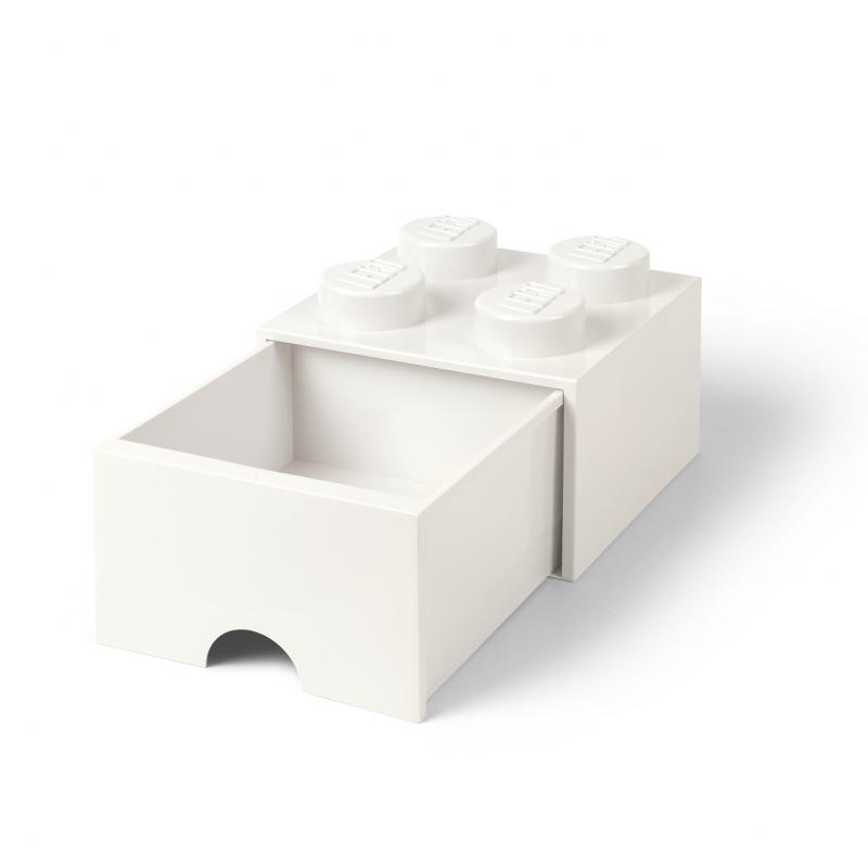 Caja de alamacenaje lego blanca - Cajas de almacenaje ...