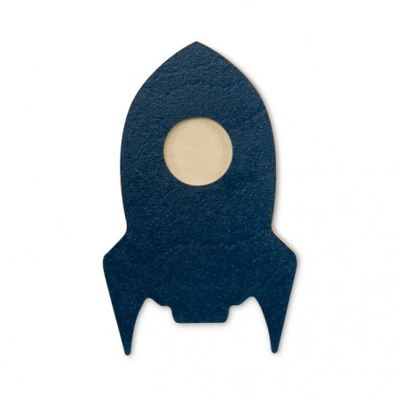 Colgador Cohete azul marino - That's mine