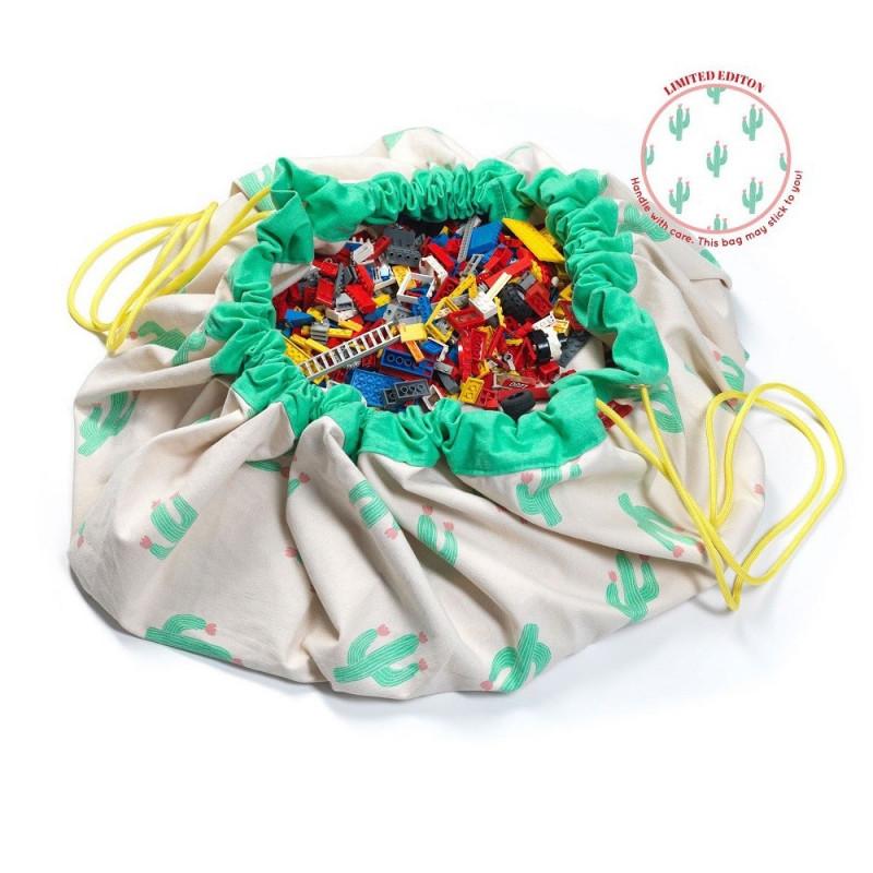 Saco de almacenaje Cactus - Play & Go