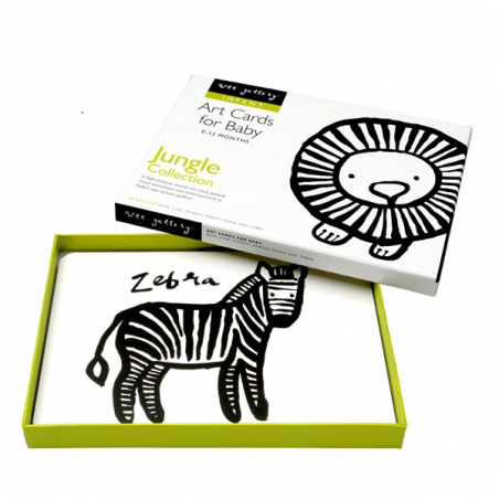 """Art Cards """"Jungle"""" - Wee Gallery"""
