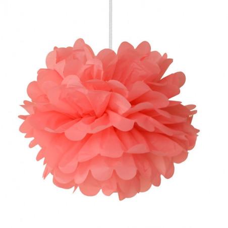 Pompom rosa 25 cm de Engel