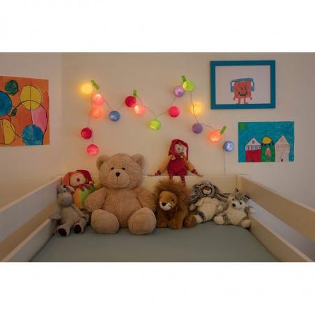 Guirnalda de luces gama bebé Oscar - La Case de Cousin Paul