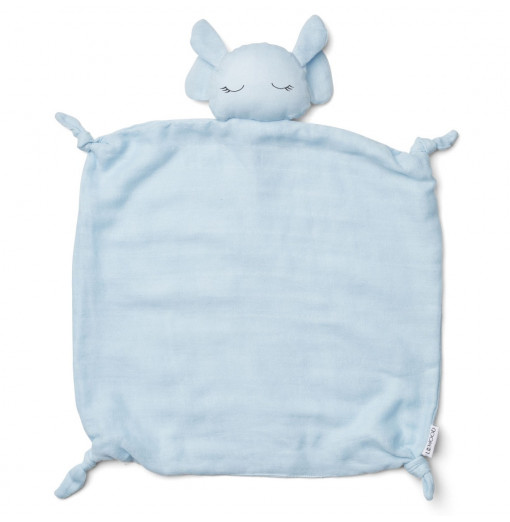 Cuddle Teddy Elephant Baby Blue - Liewood